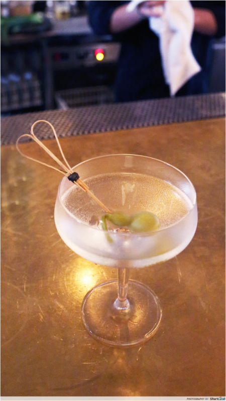 Ding Dong Rings in the New Year With New Cocktails - Roti Kaya, Anyone?