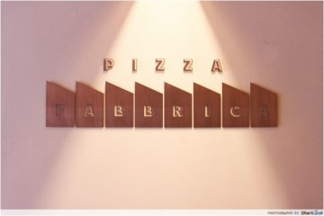 Pizza Fabbrica - A New Temple for Pizza and Italian Beer