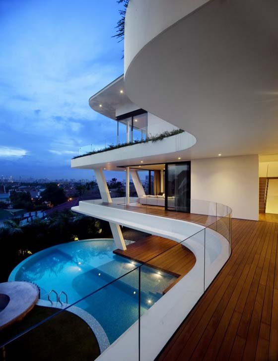 Modern Cute Houses In Singapore