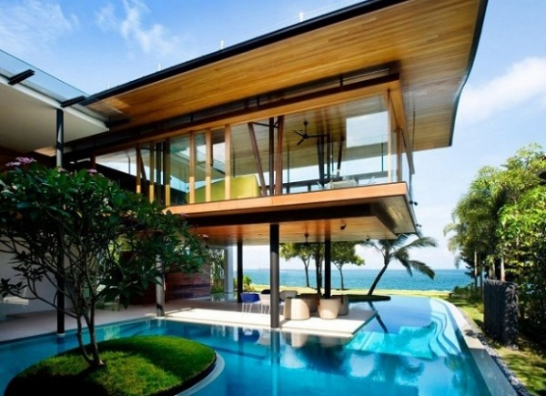 Pic Of Beautiful Singapore Houses