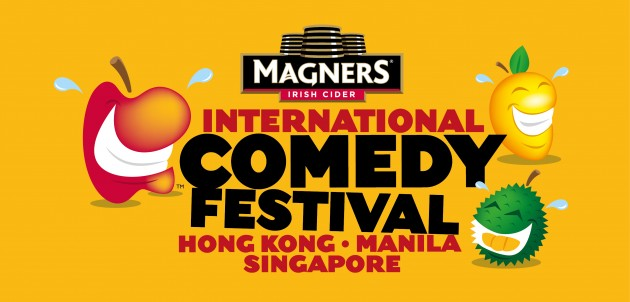 Magners International Comedy Festival Happens This Weekend 19-21 March - Here's What To Expect