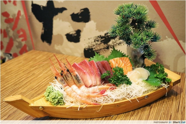 Tsubohachi at Bugis+ - Your Japanese Group Dinner Solution