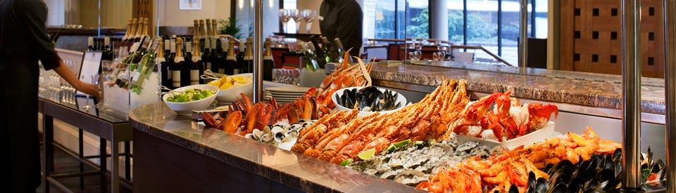 Seafood Market Buffet Marriott
