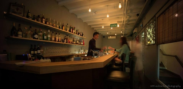 10 Hidden Bars in Singapore So Secret You Won't Believe They Exist