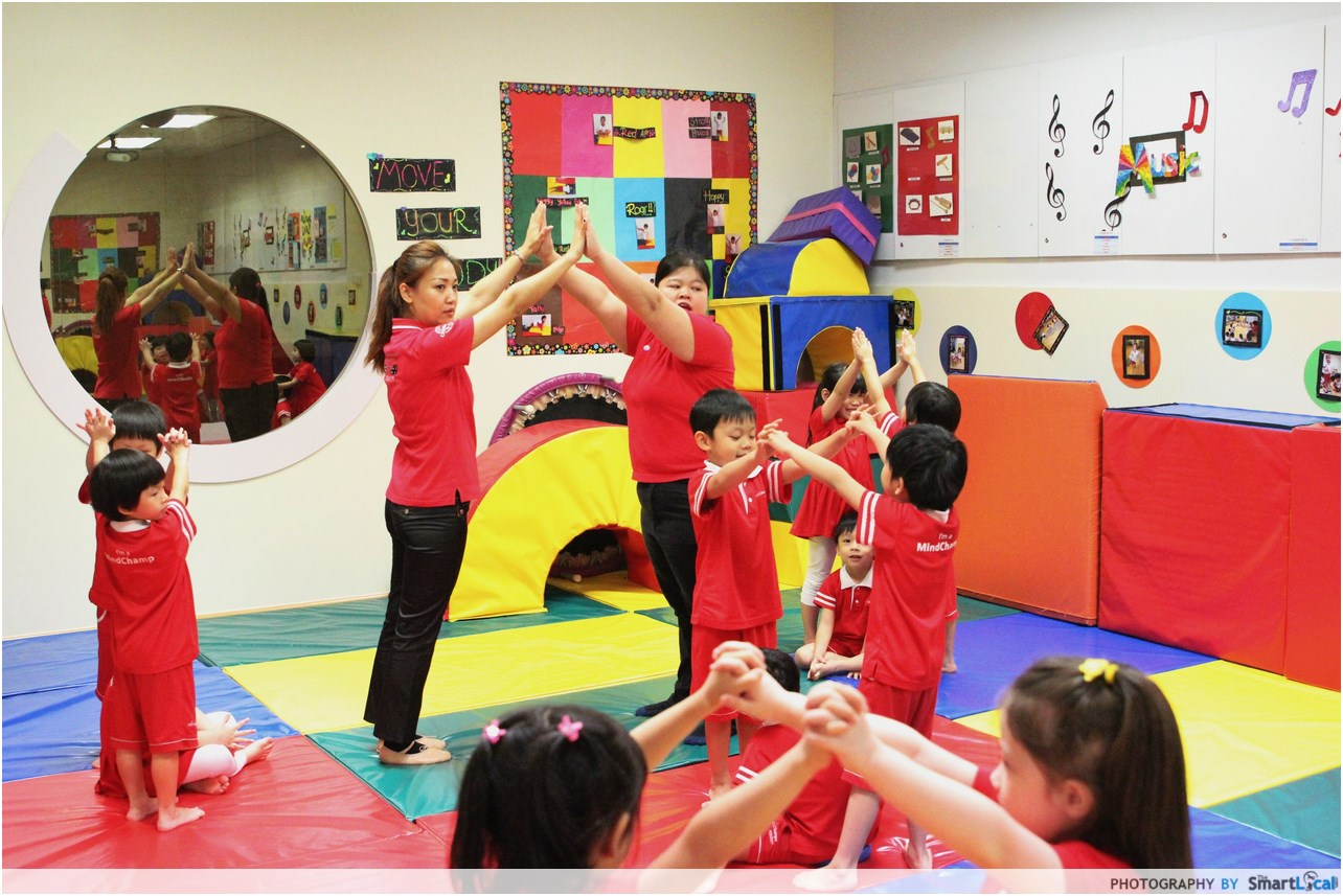 how to become a preschool teacher in singapore