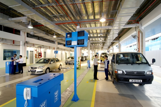 STA Vehicle Inspection - Behind The Scenes With Singapore's Leading Car Doctor