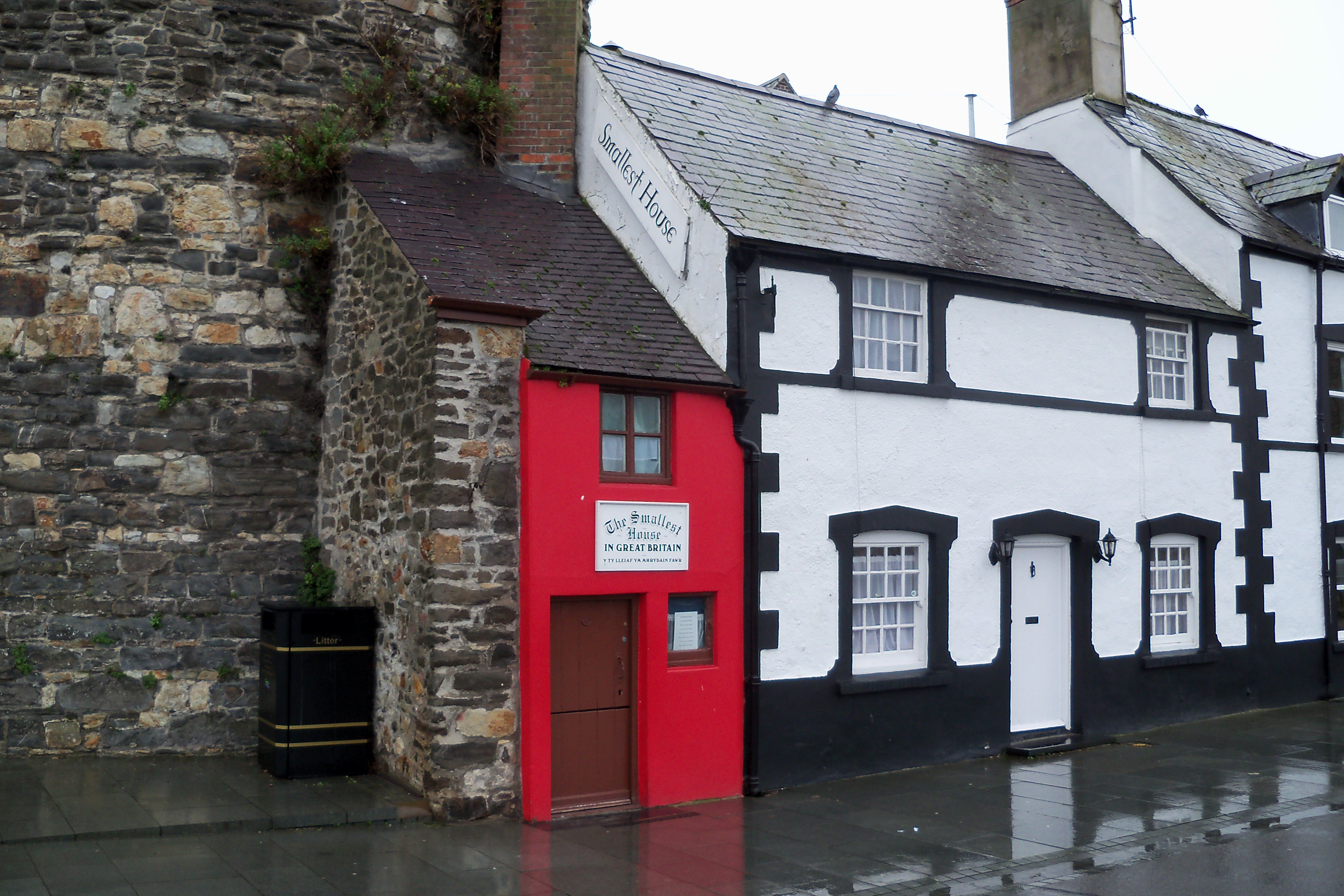 quay house great britain - Smallest House In The World 2016