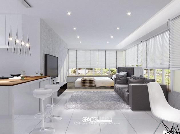 Define Studio Apartment