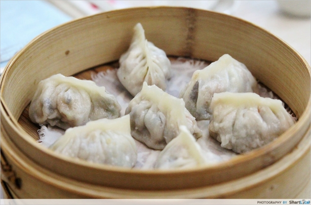 Jing Hua Restaurant - $1 Dim Sums At An Underrated 25 Year-Old Restaurant