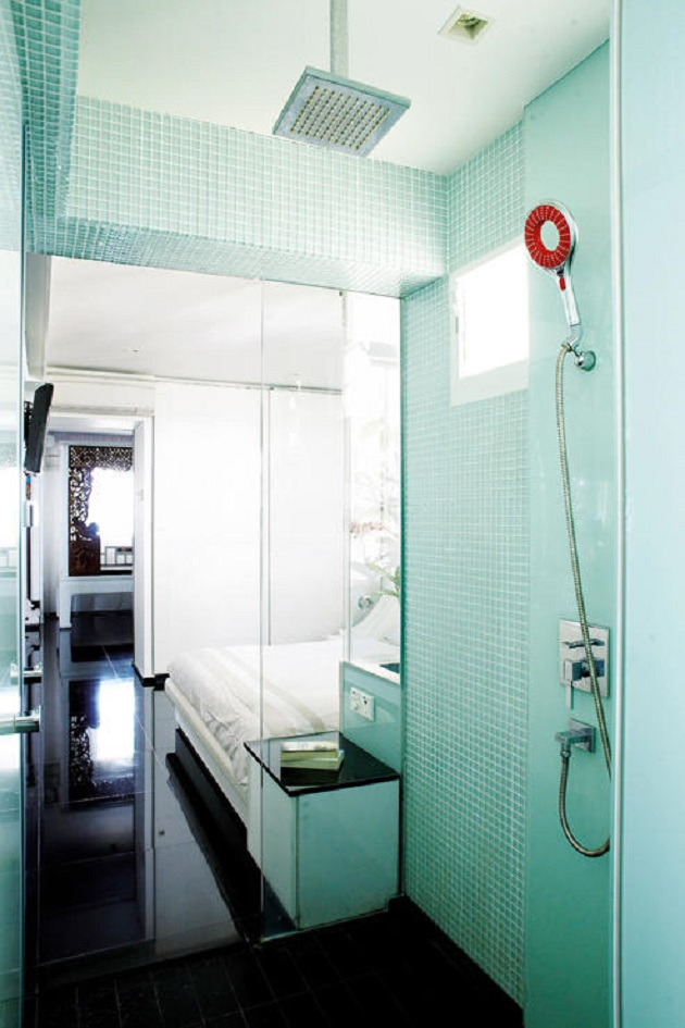 16 hdb toilets that will make you feel like you 39 re lost in for Bathroom designs singapore