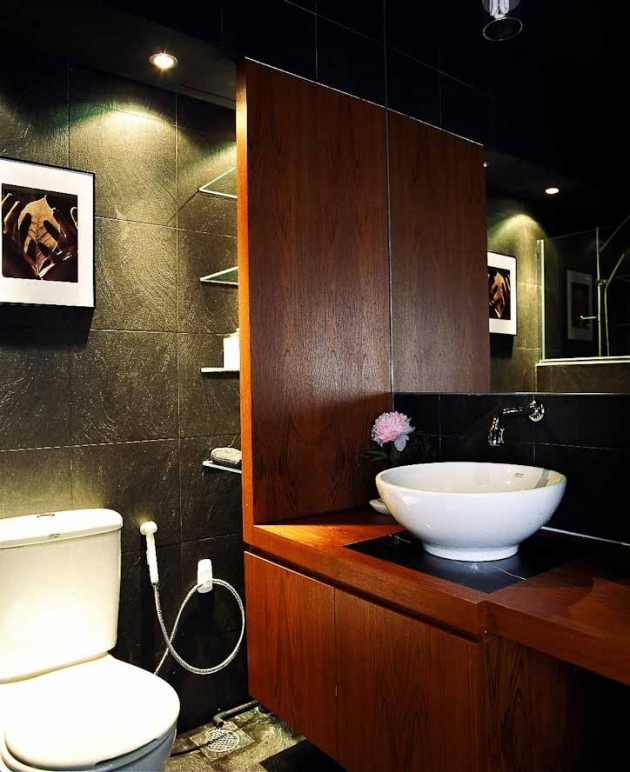 Bathroom Design Pictures Singapore: 16 HDB Toilets That Will Make You Feel Like You're Lost In