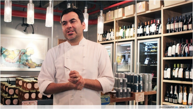 Argentine Recipes From boCHINche's Master Chef - Diego Jacquet
