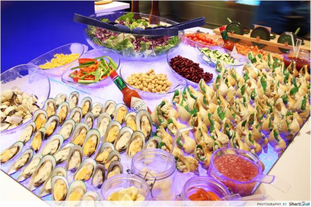Sakura International Halal Buffet At Yio Chu Kang Revamps Menu