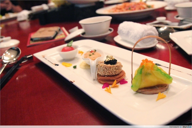 Jiang Nan Chun Presents The Four Great Beauties of China Festive Menu