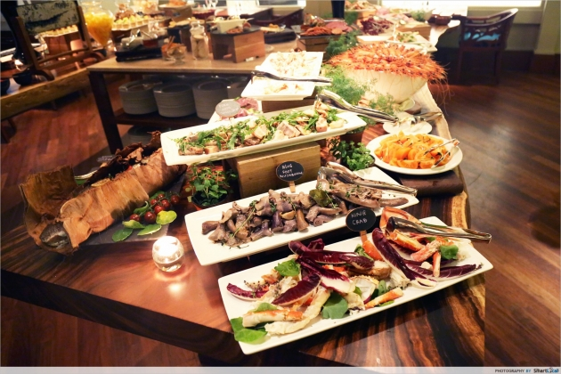 One-Ninety At Four Seasons Hotel - A Nightly Changing Buffet At $58++