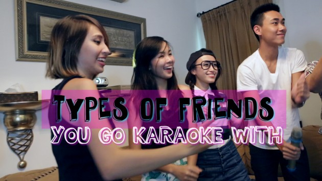 Types Of Friends You Go Karaoke With - TSL Comedy Episode 6