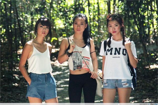 First Ever Pulau Ubin #InstaWalk With TheSmartLocal & MND!
