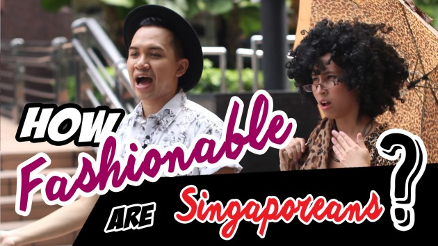 How Fashionable Are Singaporeans? We Ask Orchard Road. - TSL Comedy Episode 8