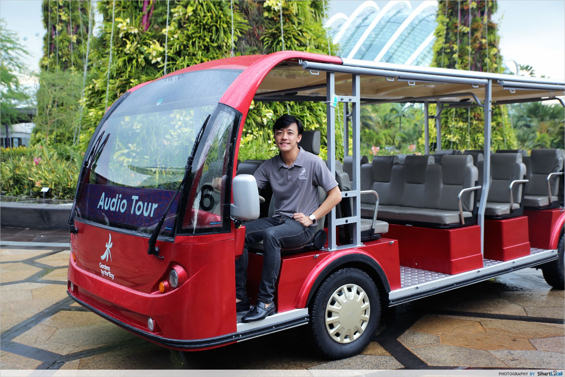 Garden By The Bay Bus 5 gardensthe bay secrets and stories you never knew