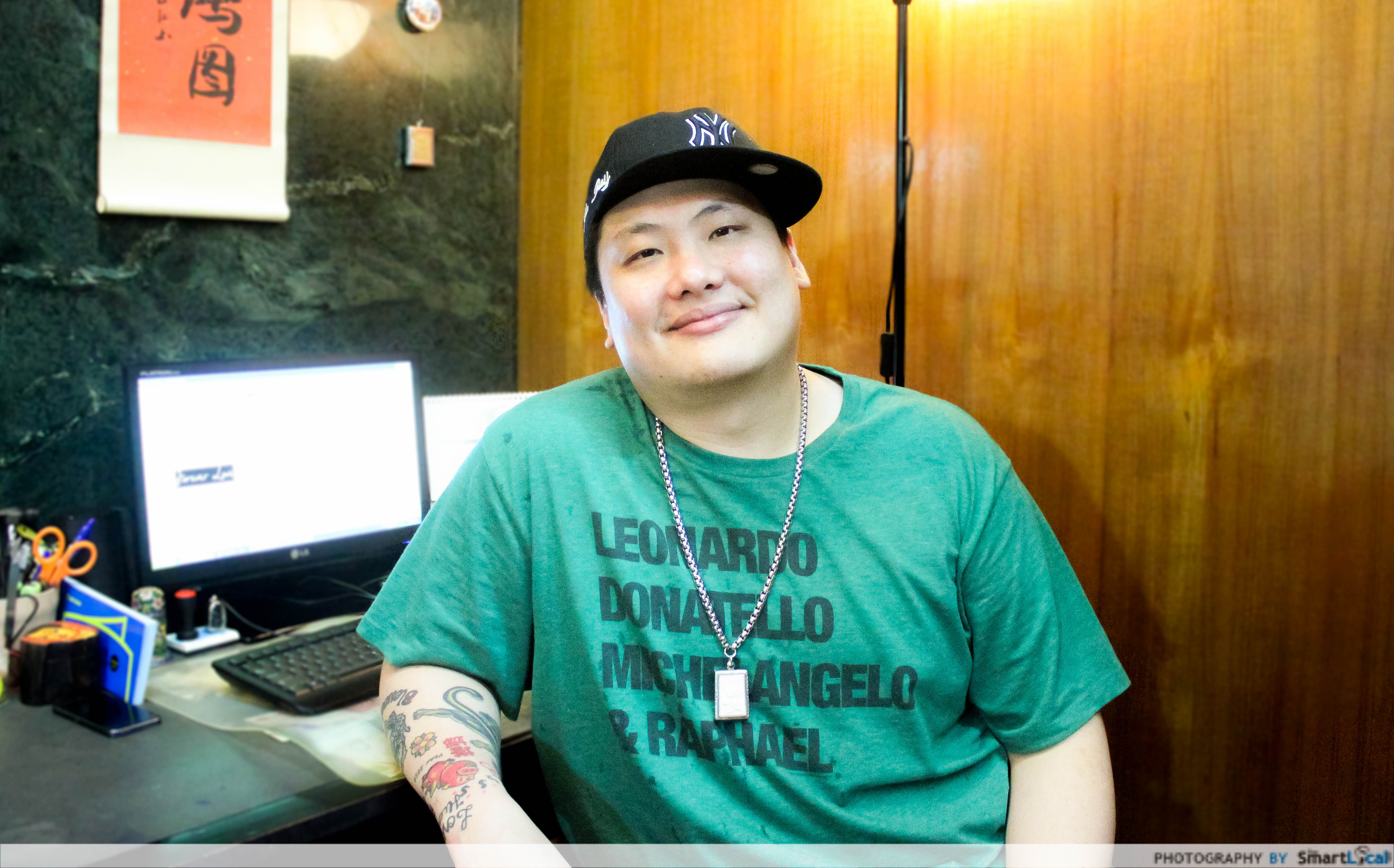 From Apprentice To Founder Of The Best Tattoo Studio In Singapore