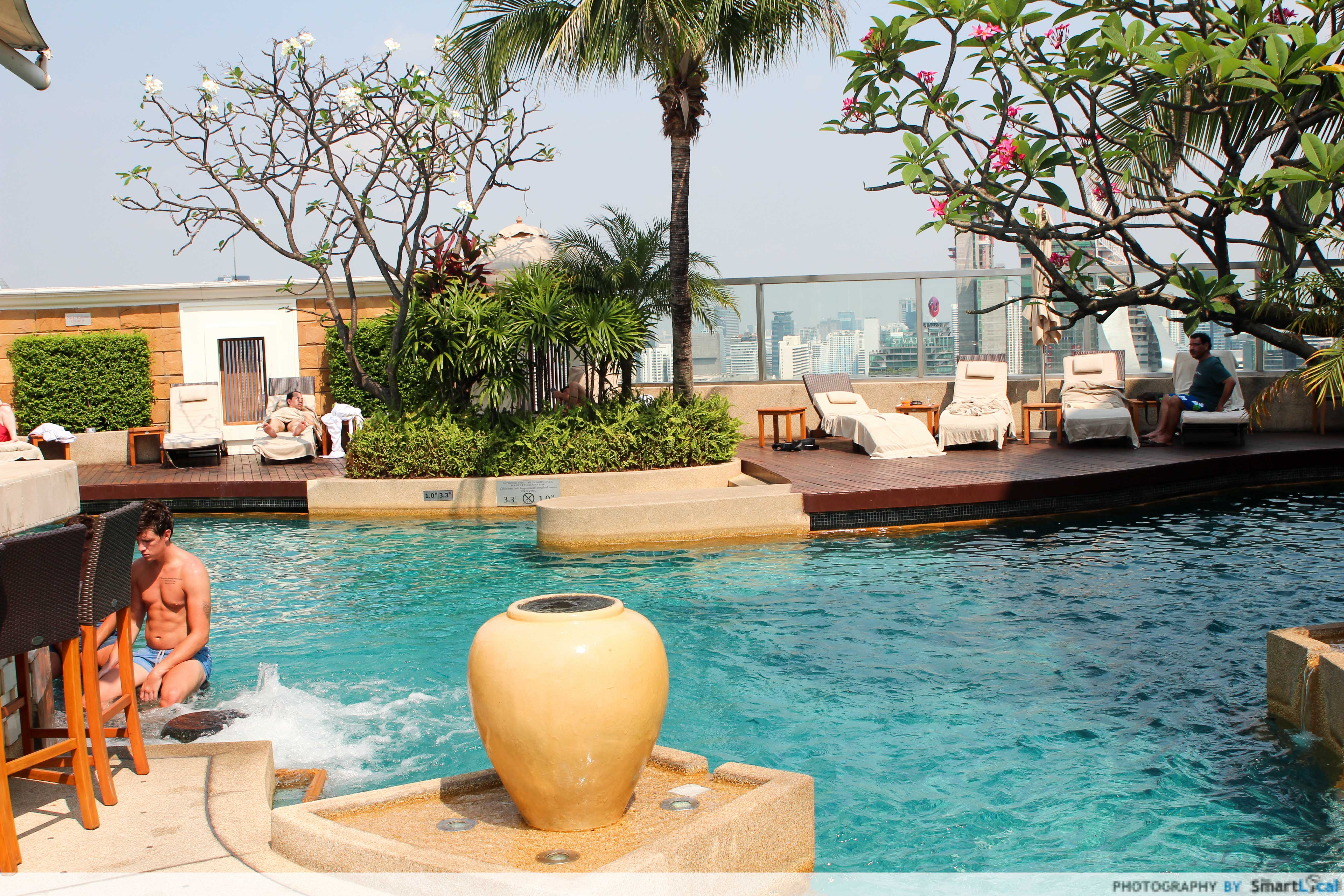 Intercontinental Hotel Bangkok Hotel Review Luxury In The Heart Of Bangkok Thesmartlocal