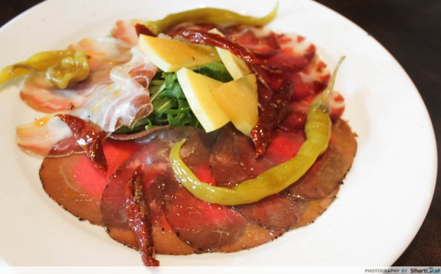 Capri Trattoria & Pizzeria - Local Specialties From Italy's 20 Provinces