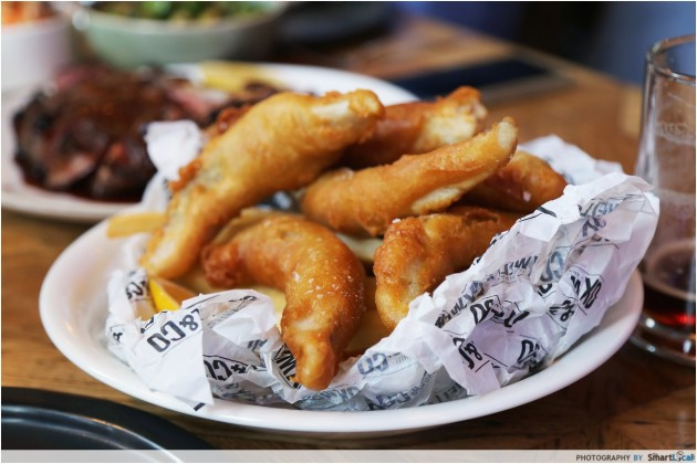 15 Best Fish and Chips in Singapore