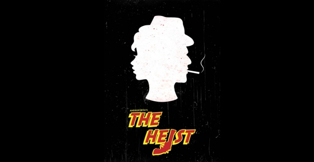 Suit up for a theatrical night of dinner and mystery with Andsoforth's The Heist