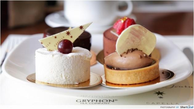 The Knolls Has A Chocolate Wonderland & Tea Buffet Till 24th May 2015
