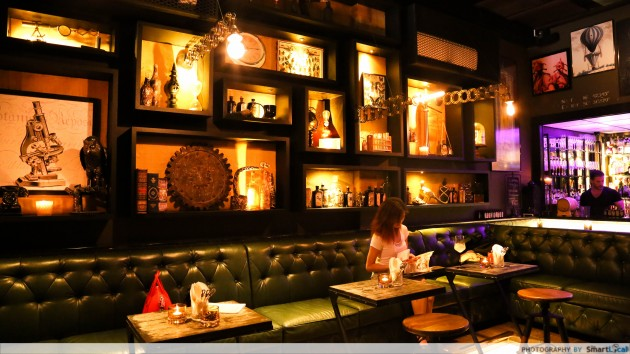 Copper: A Steampunk-Themed Gin Joint Opens in Town