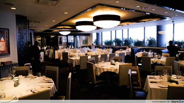 Morton's The Steakhouse Gets A Brand New Look - Get Your Tuxedos & Gowns Ready