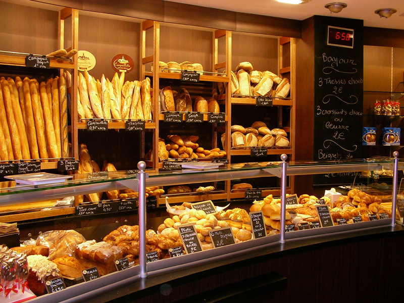 patisserie and boulangerie » 10 Image » fascinating.. !
