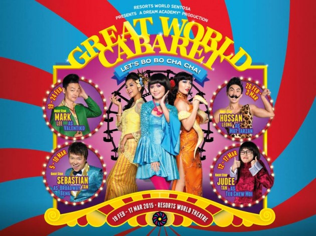 Review: RWS Great World Cabaret - Let's Bo Bo Cha Cha