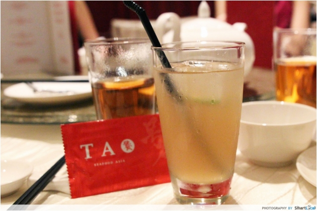 TAO Seafood Asia's Chinese New Year Menu Lets You Feast with a Thai-Teochew Twist