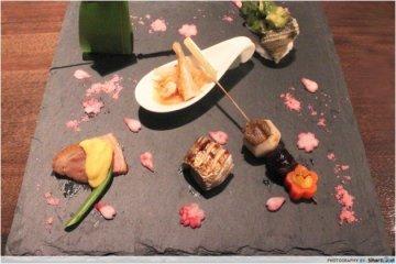 Akari Japanese Dining Bar - Indulge In Beautiful Kaiseki Made Affordable