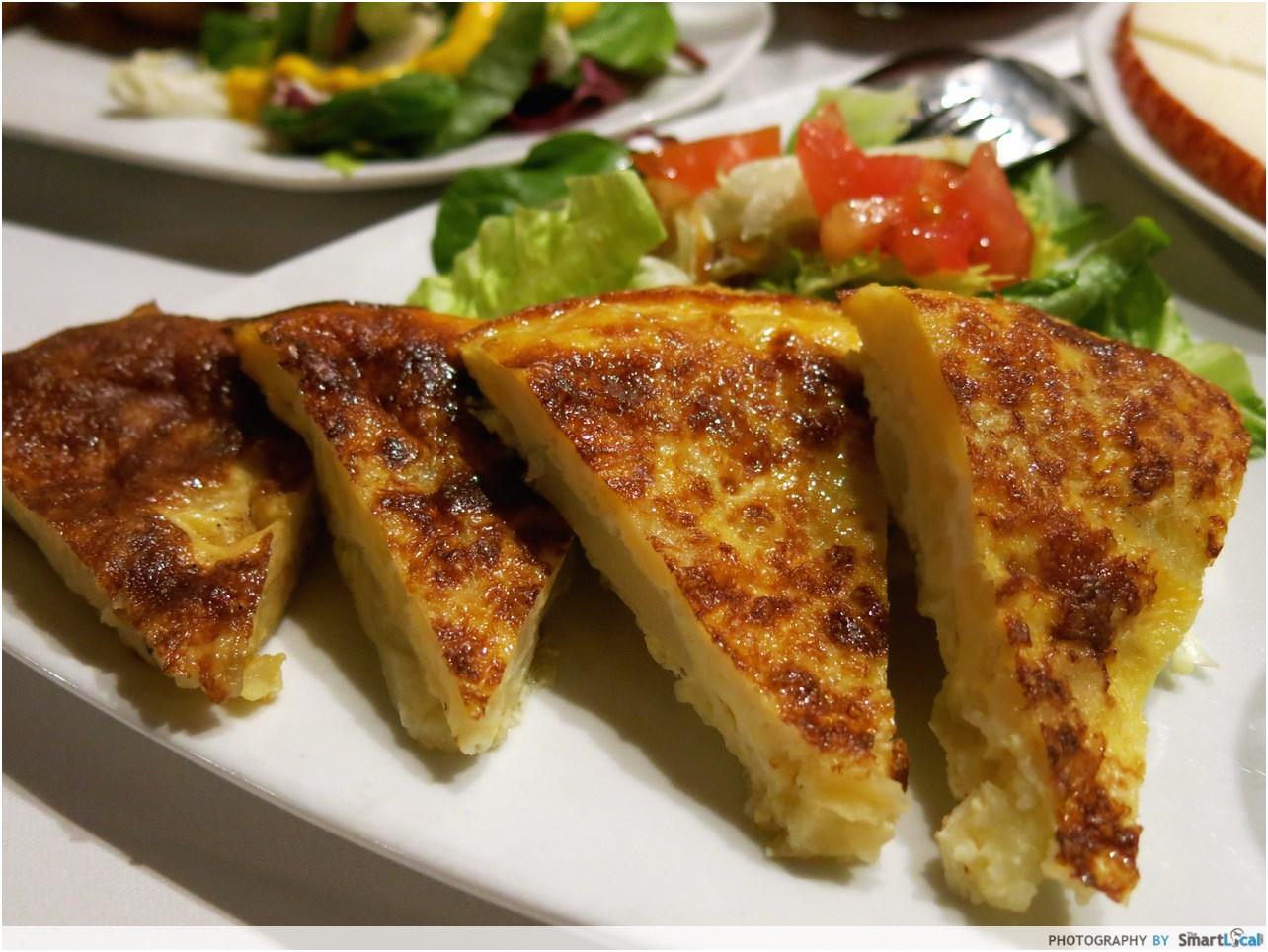 Best Food In Toledo Spain