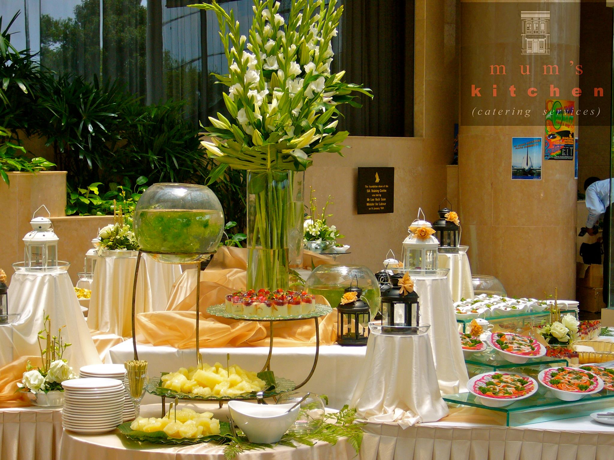 How To Decorate A Buffet: 10 Best Catering Services You Can Find In Singapore
