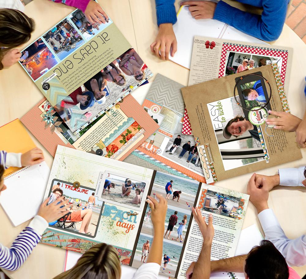 Scrapbook ideas singapore - Scrapbooking Workshop