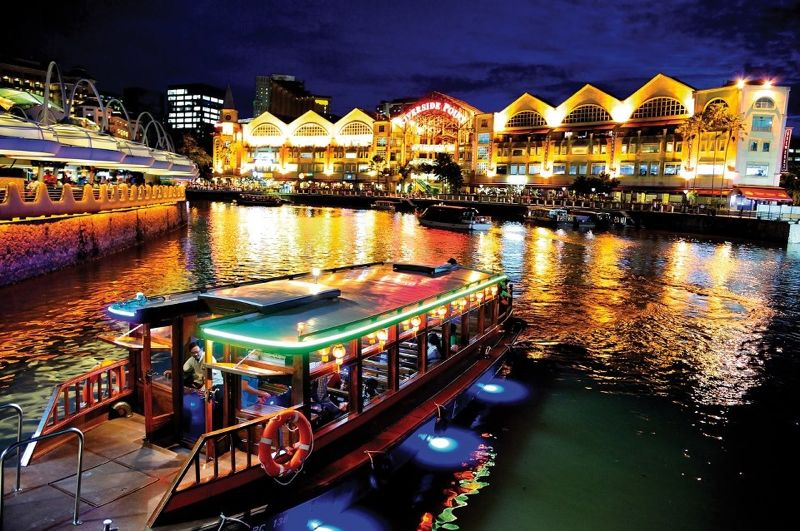 Best dating spots in singapore