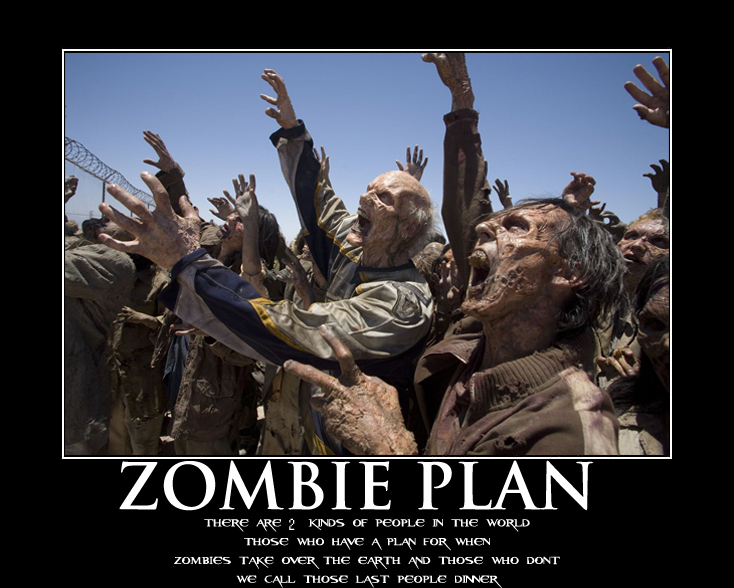 watch how to survive a zombie apocalypse movie