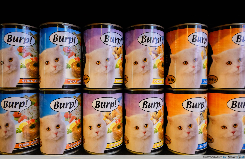 Burp Dog Food Review