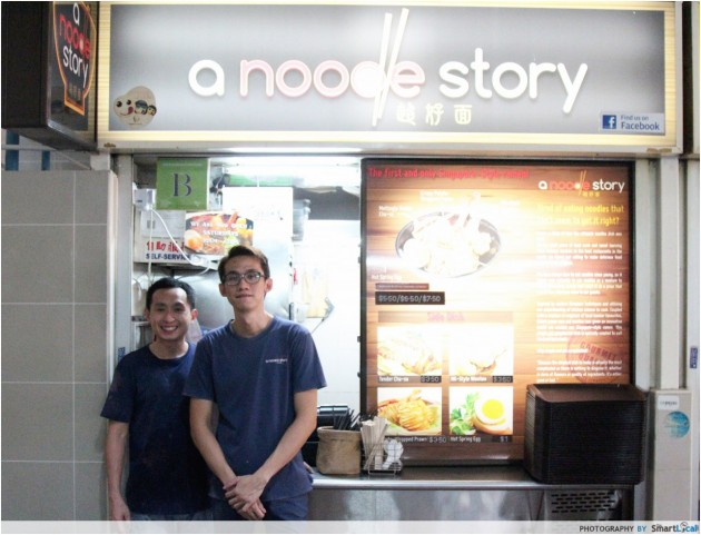 16 Young Singaporean Hawkers And Where To Find Their Delicious Food