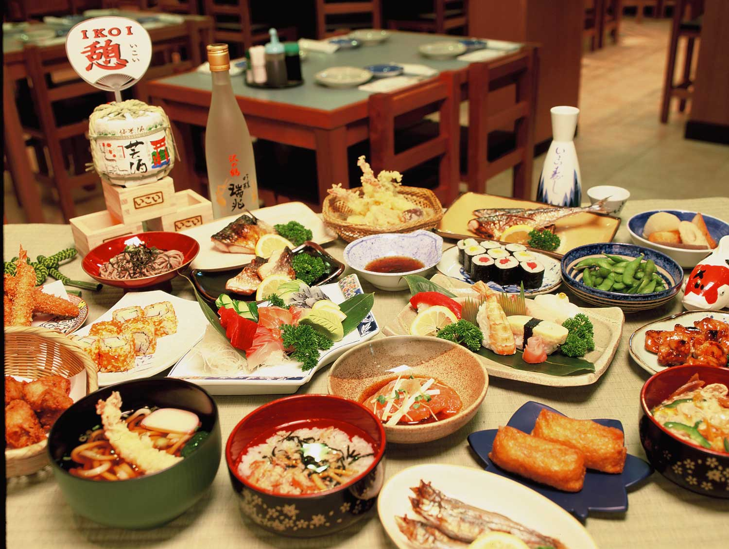 16 best japanese buffets in singapore starting from just for Buffet cuisine