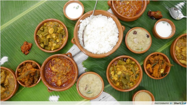 New Limited Edition Menu at Muthu's Curry - Southern Indian Delicacies Till 31st October
