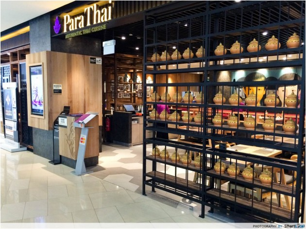ParaThai - Authentic Thai Cuisine in the Brand New ONEKM Mall along Katong
