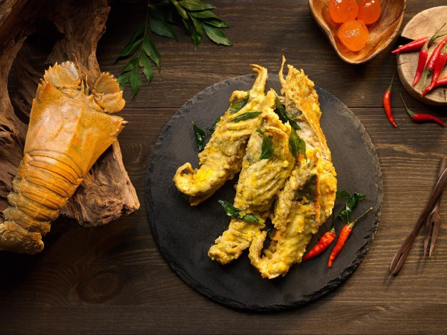 Brizo's Taste Of Singapura Buffet Introduces Your Next Must-Try Salted Egg Dish