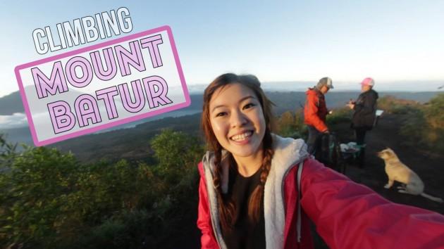 Watch Bellywellyjelly Climb An Active Volcano In Bali! - PrettySmart Episode 22