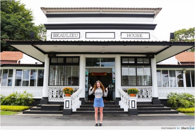 8 Beautiful Colonial Houses In Singapore You Can Now Enjoy A Weekend Brunch In