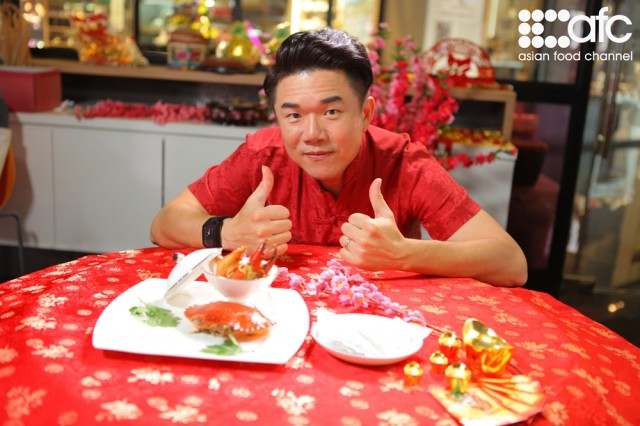 Happy Foodie New Year - AFC's First Chinese Language Production