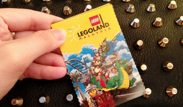 My Legoland Waterpark Malaysia Experience With Friends!